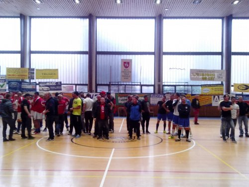 Přebor HZS ČR ve futsalu 2017