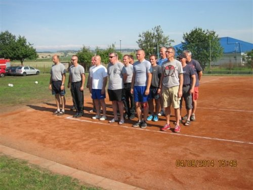 IX. ročník turnaje v nohejbalu trojic