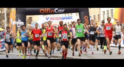 Přebor záchranných a bezpečnostních složek v půlmaratonu
