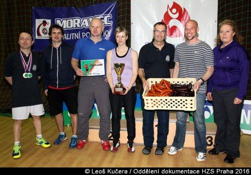 Přebor HZS ČR - 7.Mistrovství ČHSF v badmintonu