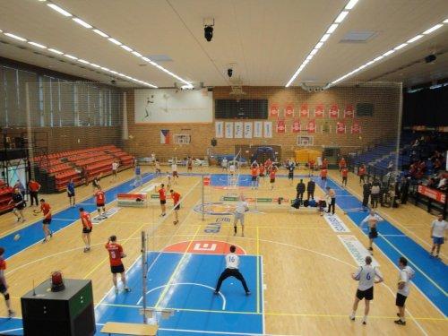 Aktuálně z Mezinárodního mistrovství ve volejbalu - Nymburk 2016
