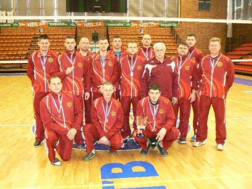 V Nymburce proběhl Mezinárodní volejbalový turnaj, finálové utkání vyhráli Bělorusové