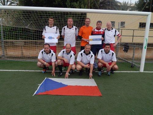 Mallorca Football Tournaments 2016 aneb neoficiální MS ve futsalu organizačních složek státu