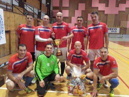 Přebor HZS ČR ve futsalu 2016