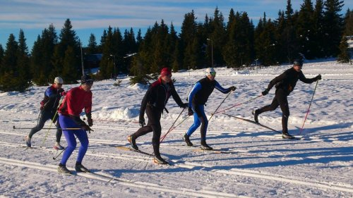 Závod hasičů v běžeckém lyžování volnou technikou se uskuteční v půlce ledna v Bedřichově