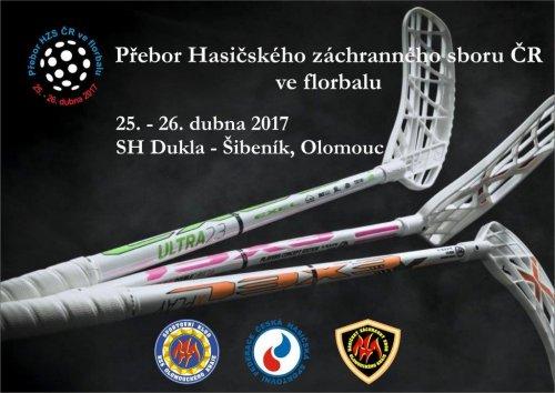 """Přeboru HZS ČR ve florbalu - 2. ročník turnaje """"O pohár ředitele HZS Olomouckého kraje"""""""