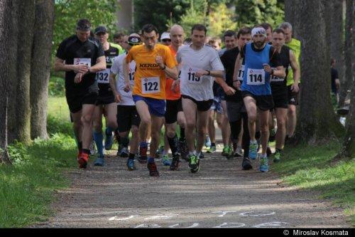 Jarní běh Kunratickým lesem 2017