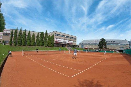 XVII. Přeboru Hasičského záchranného sboru ČR v tenisu